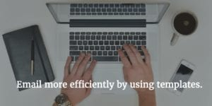 Master some new email tips to improve your productivity.