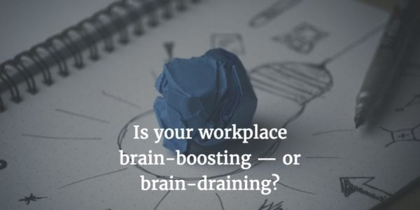 What Your Brain Needs to Be Productive