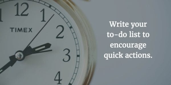 Productivity Tips to Maximize Every Minute