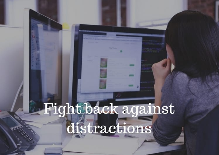 Tackling Distraction With 'The Innovation Show'