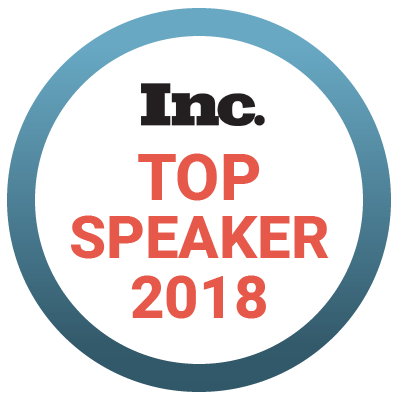 Maura Thomas name Top Speaker 2018 Inc