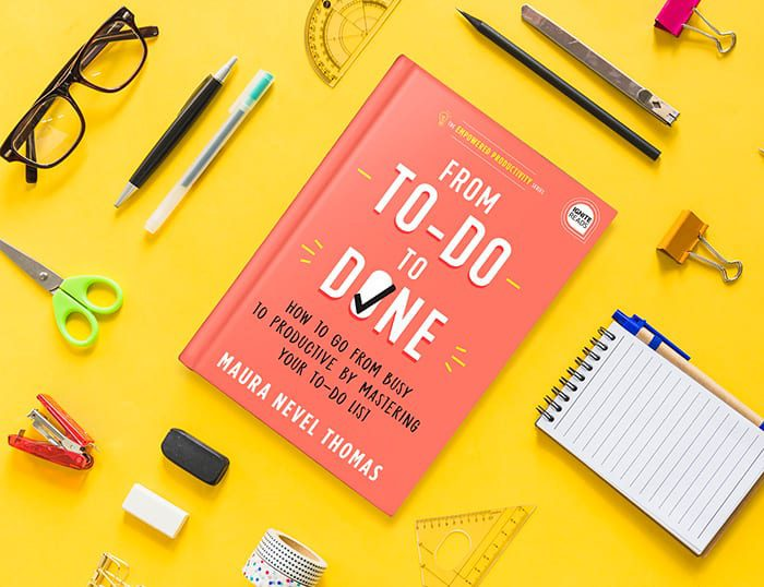 From To-Do to Done book by Maura Thomas